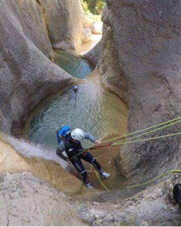 Turismo de Aventura -Sierra de Guara-